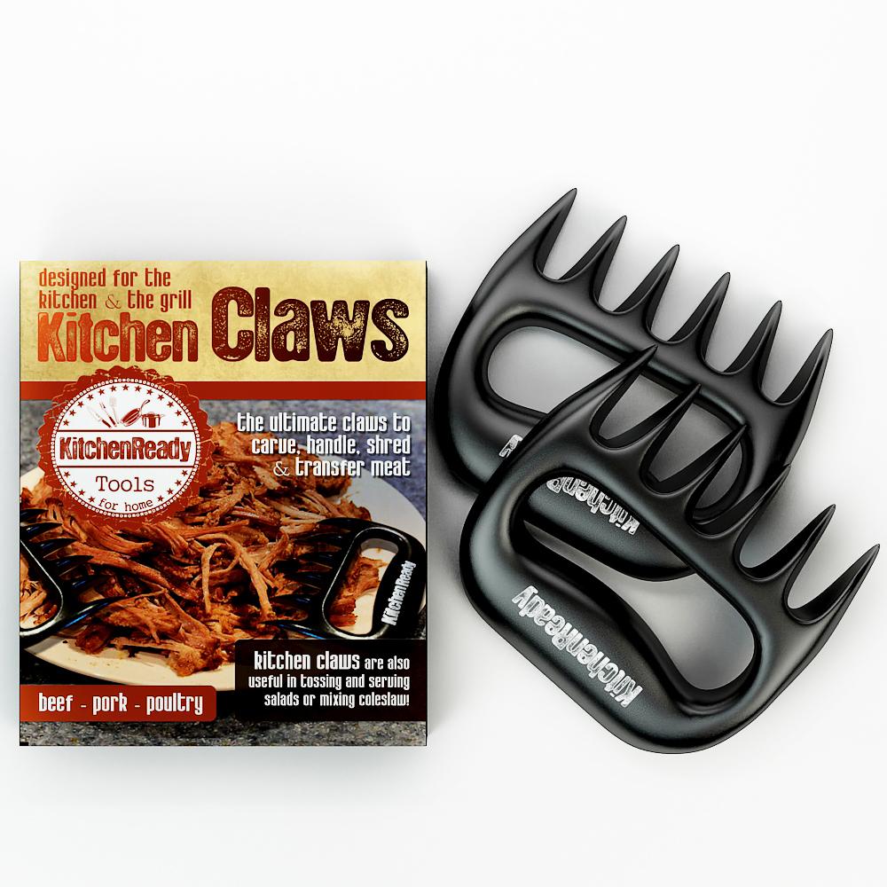 65% off Premium BBQ Meat Handler Claws